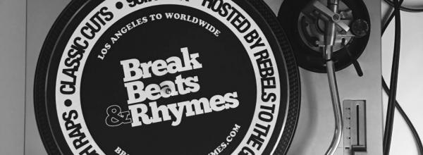 BreakBeats & Rhymes@KPFK 90.7FM Los Angeles