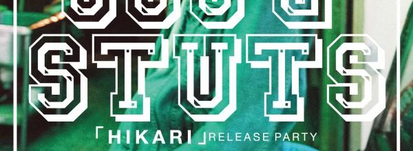 JJJ & STUTS LIVE In FUKUOKA  -「HIKARI」RELEASE PARTY –
