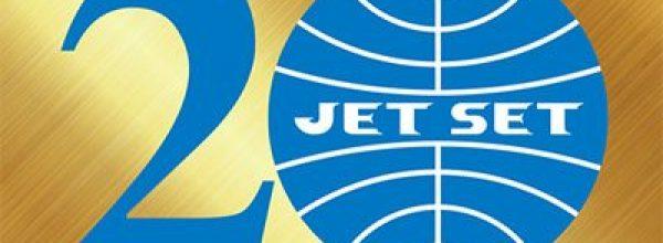 JET SET20周年記念企画第二弾、アニバーサリー・コンピレイション・アルバムに参加!