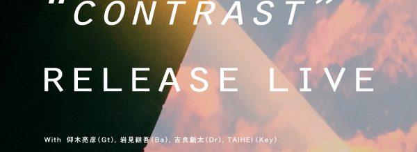 "STUTS ""Contrast"" Release Live @ 大阪LIVEHOUSE ANIMA"